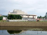Иваново, театр Ивановский Государственный театральный комплекс, площадь Пушкина, дом 2