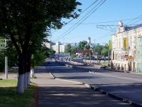 Ivanovo, 桥 ТеатральныйPushkin square, 桥 Театральный