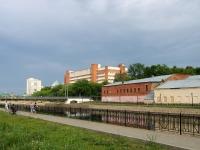 Ivanovo, embankment Реки УводьPushkin square, embankment Реки Уводь