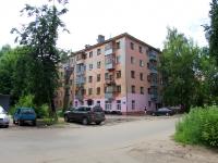 Ivanovo, st 9th Yanvarya, house 4. Apartment house