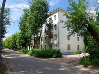 Ivanovo, st 9th Yanvarya, house 9. Apartment house