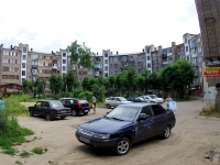 Ivanovo, Gromoboy st, house 13. Apartment house