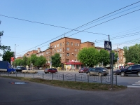 Ivanovo, Gromoboy st, house 15. Apartment house