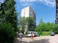 Ivanovo, st Gromoboy, house 23. Apartment house