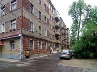 Ivanovo, Pogranichny alley, house 15/12. Apartment house
