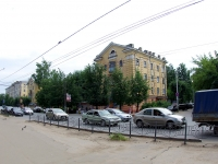 Ivanovo, Pogranichny alley, house 50. Apartment house