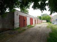 Ivanovo, Pogranichny alley, garage (parking)
