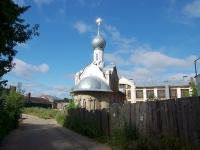 Иваново, храм Всех святых в земле российской просиявших, Посадский переулок, дом 8Б