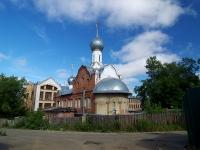 Ivanovo, 寺庙 Всех святых в земле российской просиявших, Posadsky alley, 房屋 8Б