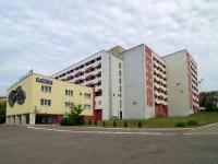 """Ivanovo, hotel """"Турист"""", Naberezhnaya st, house 9"""