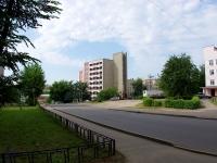 Ivanovo, st Naberezhnaya, house 9. hotel