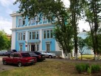 Ivanovo, governing bodies Правительство Ивановской области, Baturin st, house 8