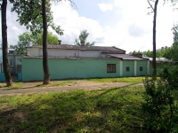 Иваново, спортивная школа СДЮШОР №6, улица Батурина, дом 13А