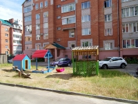 Ivanovo, Baturin st, house 23. Apartment house