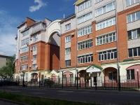 Иваново, улица Батурина, дом 23. многоквартирный дом