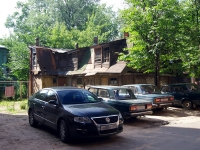 Ivanovo, Baturin st, service building