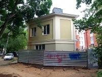 Иваново, улица Демидова. строящееся здание