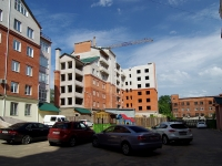 Ivanovo, 8th Marta st, house 14. building under construction