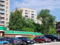 Ivanovo, 8th Marta st, house 33. Apartment house