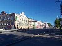 Ivanovo, Lenin avenue, house 19. office building