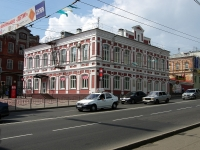 Ivanovo, sample of architecture Фабрика Товарищество Куваевской мануфактуры, Lenin avenue, house 21 с.3