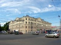 Ivanovo, college Ивановский педагогический колледж им. Д.А. Фурманова, Lenin avenue, house 41