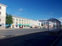 Иваново, Ленина проспект, дом 43. многофункциональное здание