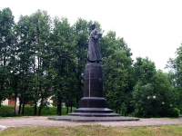 Ivanovo, monument М.В. ФрунзеLenin avenue, monument М.В. Фрунзе