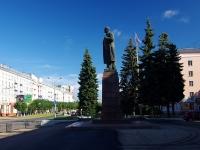 Ivanovo, 纪念碑 В.И. ЛенинуLenin avenue, 纪念碑 В.И. Ленину