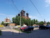 Ivanovo, temple Пресвятой Богородицы, Bazisnaya st, house 23