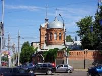 Иваново, храм Пресвятой Богородицы, улица Базисная, дом 23