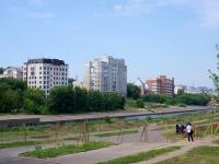 Ivanovo, st Krutitskaya, house 35. Apartment house