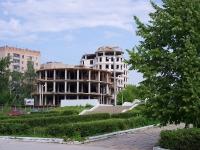 Иваново, Шереметевский проспект, дом 85А. строящееся здание