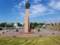 Ivanovo, Ave Sheremetievsky. memorial