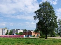 Ivanovo, Ave Sheremetievsky. service building