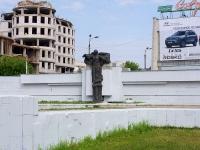 Ivanovo, monument в честь героев Советского Союза Ивановской областиSheremetievsky Ave, monument в честь героев Советского Союза Ивановской области