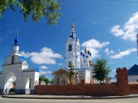 Ivanovo, cathedral Преображенский кафедральный собор, Kolotilov st, house 44