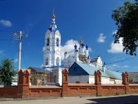 Иваново, собор Преображенский кафедральный собор, улица Колотилова, дом 44