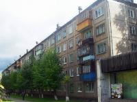 Братск, улица Карла Маркса, дом 22. многоквартирный дом