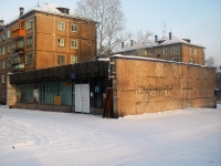 Bratsk, Karl Marks st, 房屋 22. 公寓楼