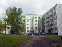 Bratsk,  , 房屋 17. 公寓楼