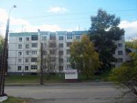 Bratsk,  , house 17. Apartment house
