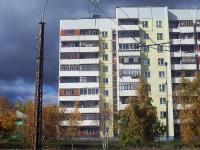 Bratsk,  , house 13. Apartment house