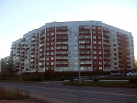 Bratsk,  , house 23. Apartment house