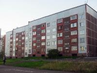 Bratsk, blvd Pobedy, house 2. Apartment house