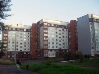 Bratsk, blvd Pobedy, house 4. Apartment house