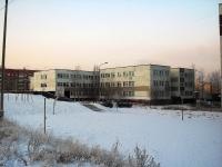 Bratsk, blvd Pobedy, house 8. school
