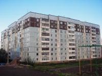 Bratsk, blvd Pobedy, house 10. Apartment house