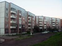Bratsk, blvd Pobedy, house 24. Apartment house