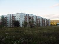 Bratsk, blvd Pobedy, house 28. Apartment house